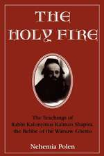 The Holy Fire