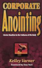 Corporate Anointing