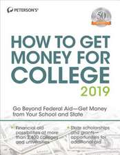 How to Get Money for College 2019
