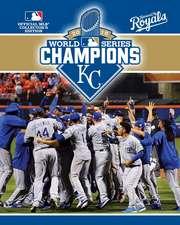 2015 World Series Champions: American League