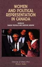 Women & Political Representation Canada