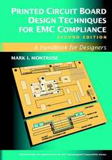 Printed Circuit Board Design Techniques for EMC Compliance: A Handbook for Designers