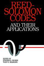 Reed–Solomon Codes and Their Applications