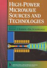 High–Power Microwave Sources and Technologies