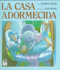 The Napping House /Casa Adormecida