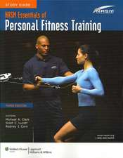 Study Guide to Accompany NASM Essentials of Personal Fitness Training, Third Edition