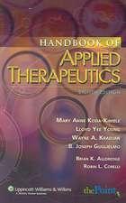 Handbook of Applied Therapeutics