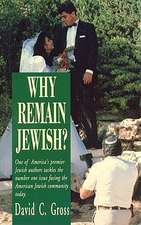 Why Remain Jewish?