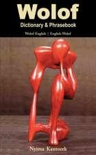 Wolof-English/English-Wolof Dictionary & Phrasebook