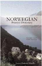 Norwegian-English/Englosh-Norwegian Practical Dictionary