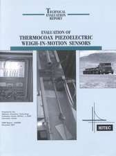 Evaluation of Thermocoax Piezoelectric Weigh-in-motion Sensors