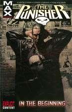 Punisher Max - Volume 1: In the Beginning