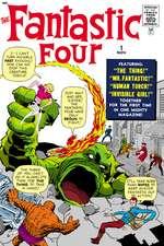 The Fantastic Four Omnibus Volume 1 (New Printing)