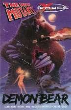 New Mutants/X-Force: Demon Bear