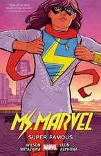 Ms. Marvel Vol. 5: Super Famous