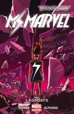 Ms. Marvel Volume 4: Last Days