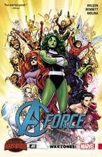 A-Force Vol. 0: Warzones!