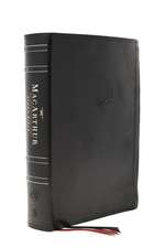 The ESV, MacArthur Study Bible, 2nd Edition, Leathersoft, Black: Unleashing God's Truth One Verse at a Time