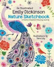 Illustrated Emily Dickinson Nature Sketchbook