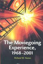 The Moviegoing Experience, 1968-2001