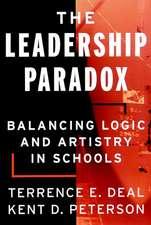 The Leadership Paradox: Balancing Logic and Artistry in Schools