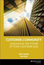 Customer.Community: Unleashing the Power of Your Customer Base