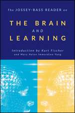The Jossey–Bass Reader on the Brain and Learning