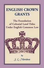 English Crown Grants
