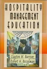 Hospitality Management Education