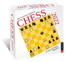 Chess 2022 Day-to-Day Calendar