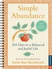 Simple Abundance 2022 Engagement Calendar