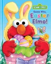 Sesame Street:  Guess Who Easter Elmo!