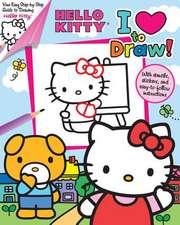 Hello Kitty:  I Love to Draw!