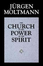 The Church in the Power of the Spirit:  A Contribution to Messianic Ecclesiology