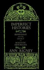 Imperfect Histories