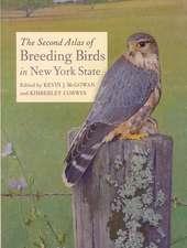 The Second Atlas of Breeding Birds in New York State