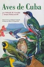 Aves de Cuba = Birds of Cuba