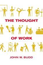 The Thought of Work