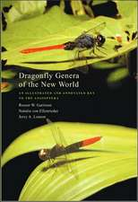 Dragonfly Genera of the New World – An Illustrated  and Annotated Key to the Anisoptera