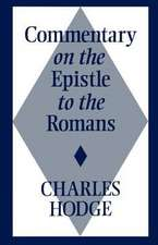 Comm on Epistle to Romans