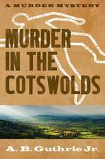 Murder in the Cotswolds
