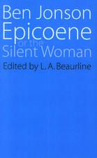 Epicoene or the Silent Woman