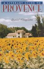 Literary Guide To Provence