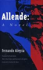 Allende: A Novel
