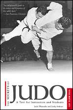 The Secrets of Judo: A Text for Instructors and Students