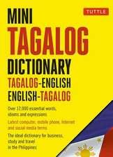 Mini Tagalog Dictionary