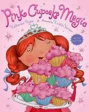 Pink Cupcake Magic