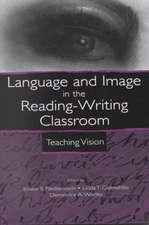 Language Image Reading Writing PR