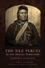 The Nez Perces in the Indian Territory:  Nimiipuu Survival