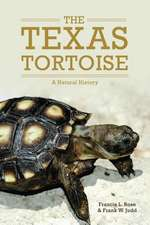 The Texas Tortoise:  A Natural History